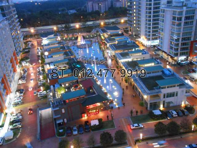 Oasis Ara Damansara, Ara Damansara