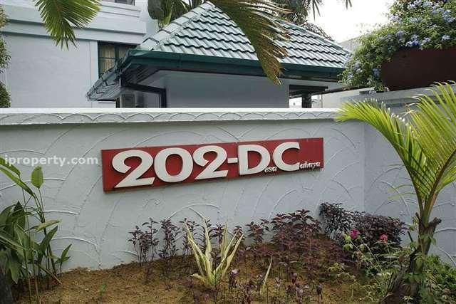 202 DC (Desa Cahaya), Kampung Datuk Keramat, Keramat