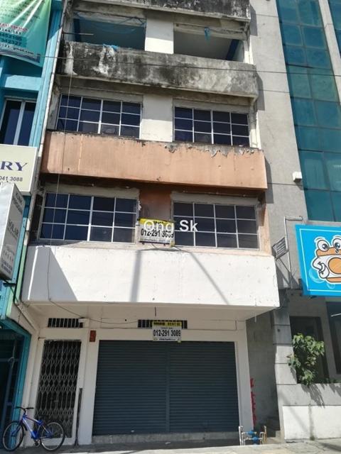 Ground Floor Shop ( Facing main road ), Jalan Sentul, Sentul