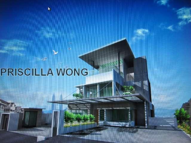 7 Bedrooms Bungalow House For Rent In Bangsar