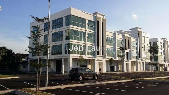 Permas Jaya Boulevard, Permas Jaya
