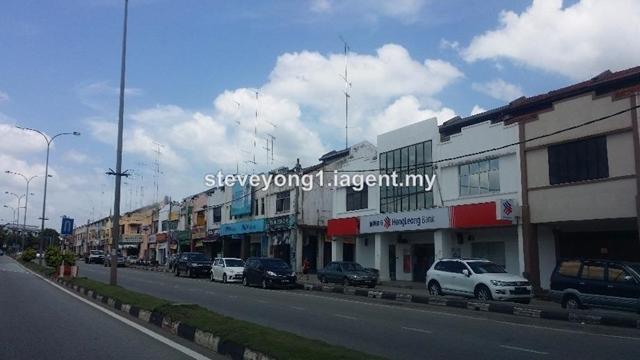 Zoned Housing Development, Yong Peng