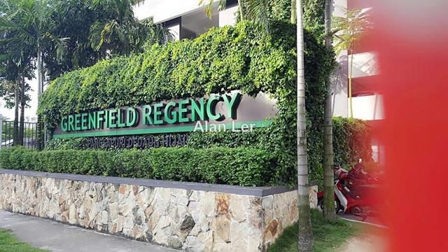 Greenfield Regency, Taman Tampoi Indah, Tampoi