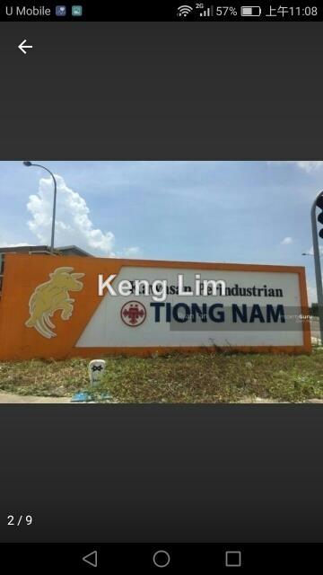 TIONG NAM INDUSTRIAL PARK, TAMAN DAYA, Johor Bahru