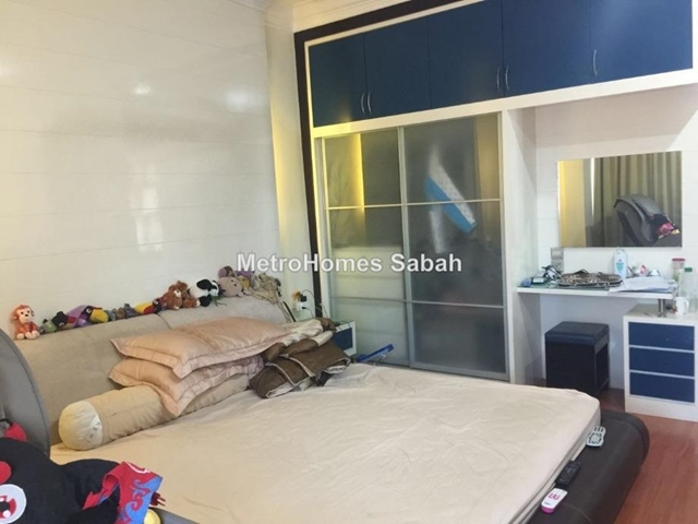 Semi detached house for sale in taman ria ds semi d kota kinabalu for rm 980 000 by metrohomes Home furniture kota kinabalu