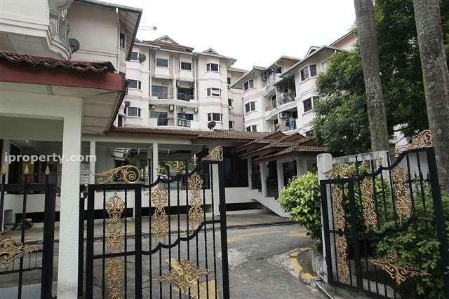 Villa Ampang, Ampang