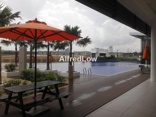 Ponderosa Lakeside Apartment, Taman Ponderosa, Johor Bahru