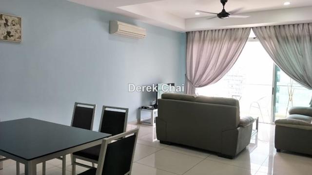 D'Esplanade Residence, Taman Century, Johor Bahru