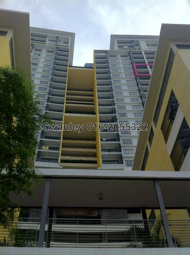 Persiaran Wawasan, Pusat Bandar Puchong, Puchong, 47100, Selangor