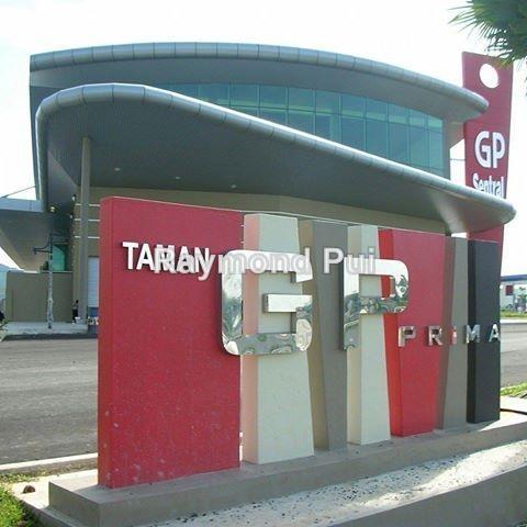 GP Sentral, Gelang Patah