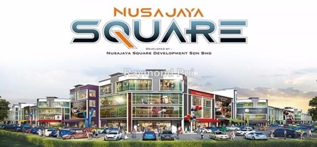 nusajaya Square, Iskandar Puteri (Nusajaya)