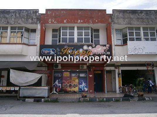 Bandar Pengkalan Indah, Station18, Ipoh