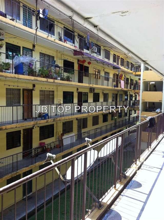 Taman cempaka block 13 03 xx flat 3 bedrooms for rent in johor bahru johor iproperty Master bedroom for rent in johor