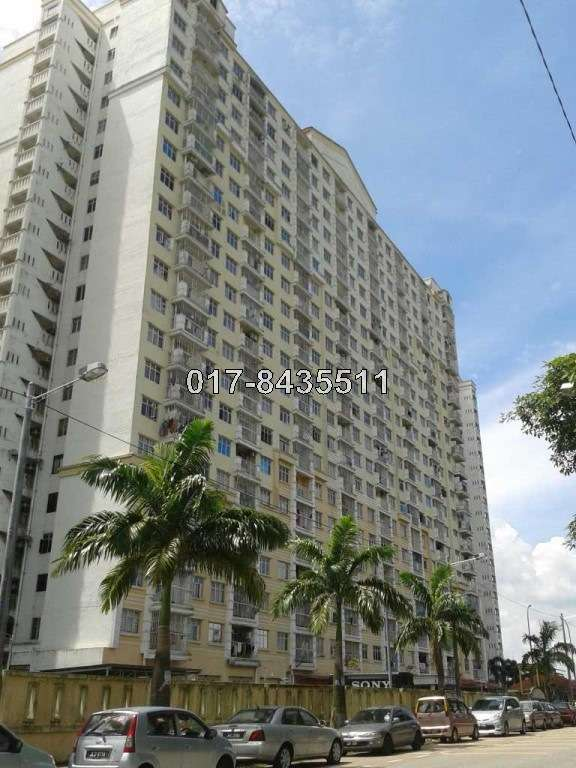 Block C 04-xx, Villa Krsytal Apartment, Skudai, Johor