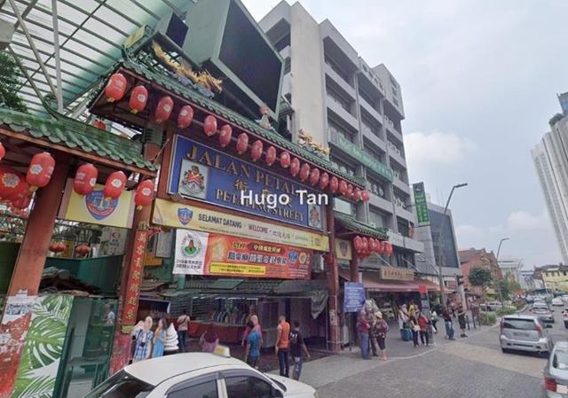 Jalan Petaling 1st Floor Corner Unit For Rent, Jalan Petaling, City Centre