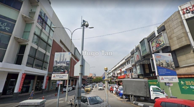 Bangsar Ground Floor Corner Unit for Rent, Bangsar