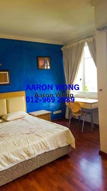 Holiday Place (D-Villa Residence), Taman U-Thant, Ampang