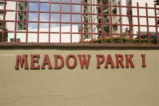 Meadow Park I, Taman Gembira, Jalan Klang Lama (Old Klang Road)