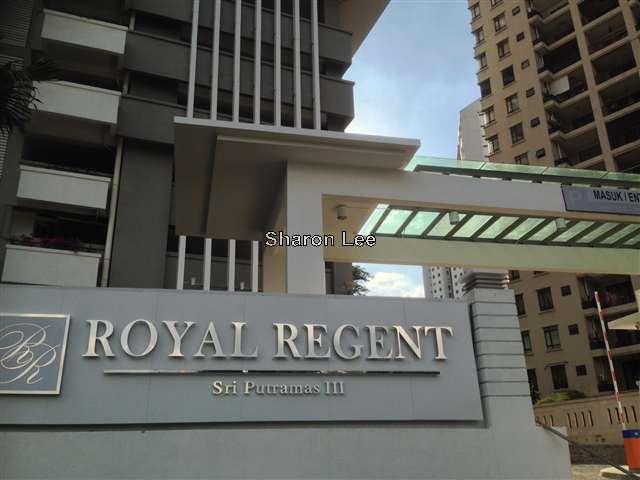 Sri Putramas III / Royal Regent, Jalan Kuching