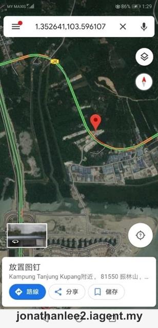 Lot 224 234, Gelang Patah