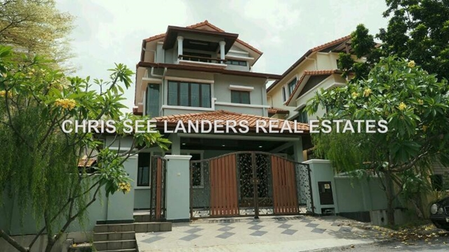 Zero Lot Bungalow For Sale In Sungai Buloh For Rm
