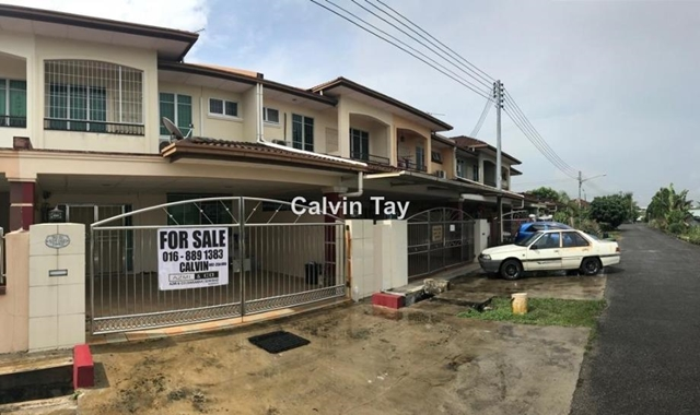 DS Terrace House @ 9th Mile, Greenwood, Kuching