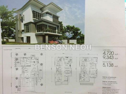 DESA TEBRAU , Johor Bahru