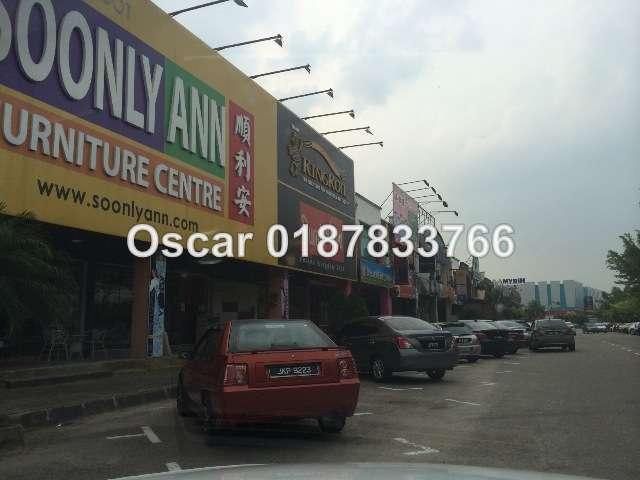 Taman gaya, Johor Bahru