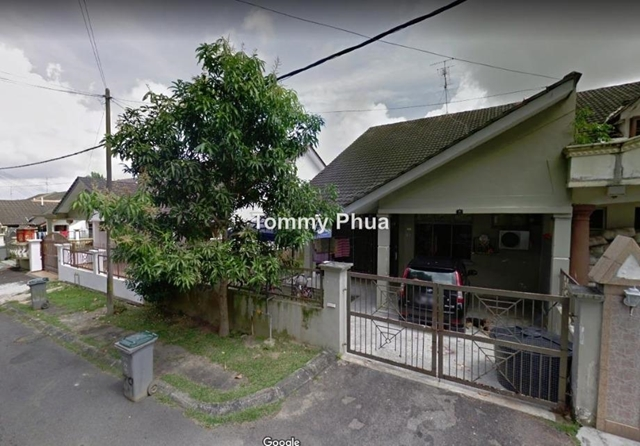 Jalan Api Api 1x , Megah Ria, Permas Jaya
