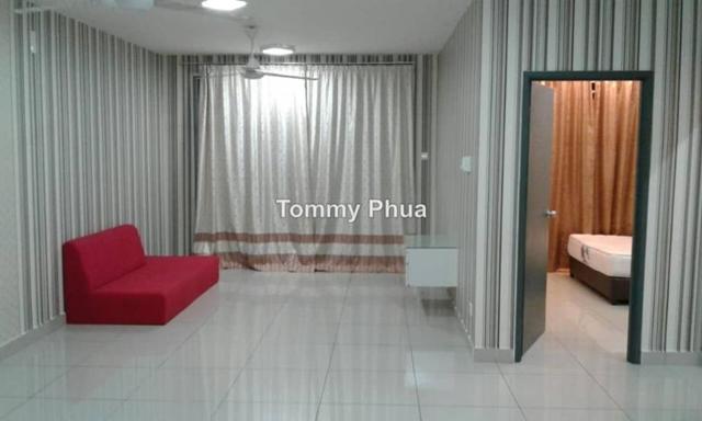 D'Ambience Residences (Pangsapuri Ikatan Flora), Bandar Baru Permas Jaya, Permas Jaya