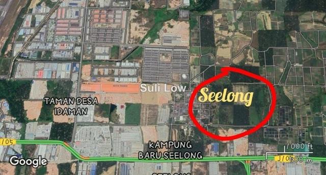 Seelong, Seelong, Senai