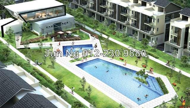 3 link house bukit mertajam intermediate 3 sty terrace for Terrace 9 penang