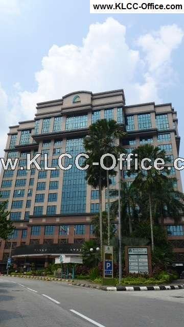 Bangunan Malaysian Re, Malaysia re, Bukit Damansara, Damansara Heights