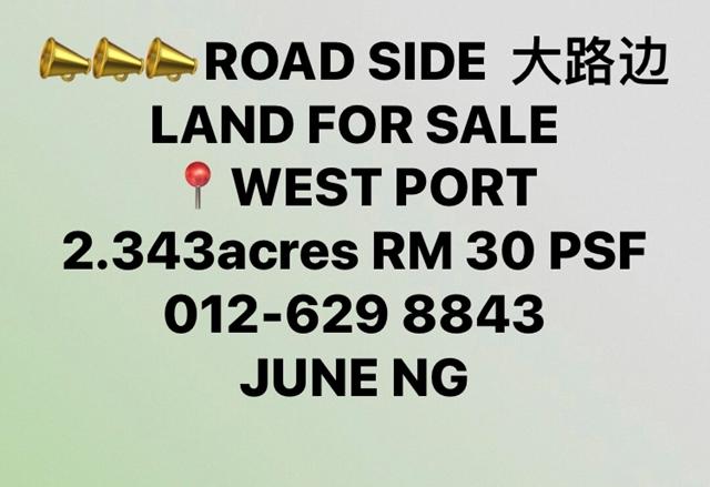 WEST PORT, PORT KLANG, KLANG, PULAU INDAH, Port Klang