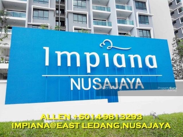 Impiana, East Ledang, Iskandar Puteri (Nusajaya)