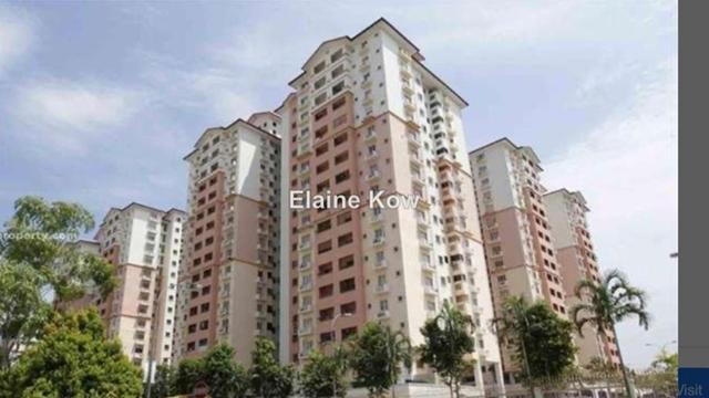 Jalil Damai Apartments, Bukit Jalil