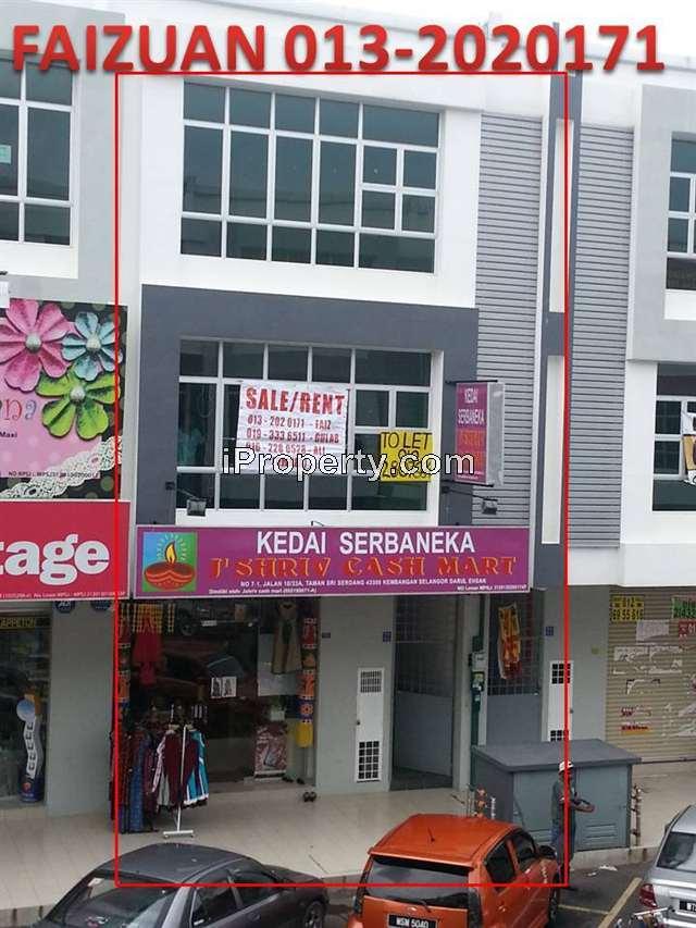 JALAN 18/33A, TAMAN SERI KEMBANGAN, 43300, Selangor