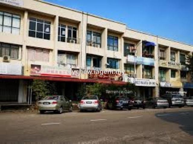 bandar baru permas jaya, Permas Jaya