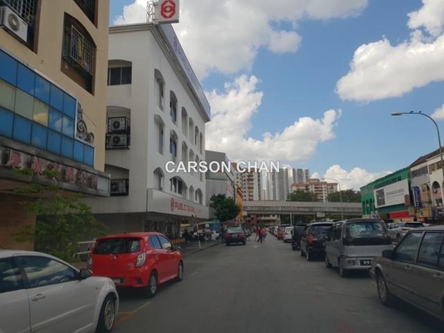 Pandan Jaya 4Storey Shopp Lott, 4%ROI, jalan pandan jaya, Pandan Jaya