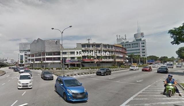 CORNER 2 Lots @ 3 Storey Road Frontage, Bulatan Seratus, Prime Area of Klang Town, Persiaran Sultan Ibrahim Klang, Klang, Klang