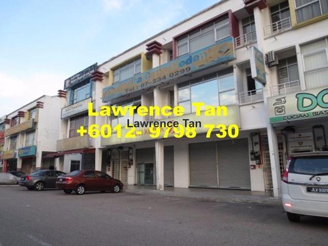 Setia Tropika - 3sty Shop, Johor Bahru