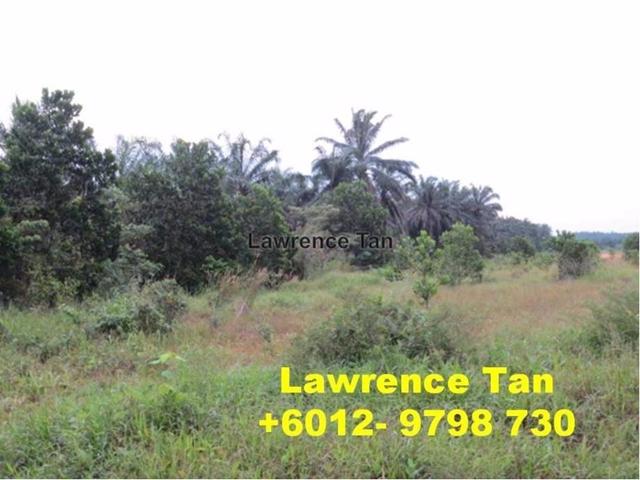 Commercial Land, CIQ Custom, Johor Bahru