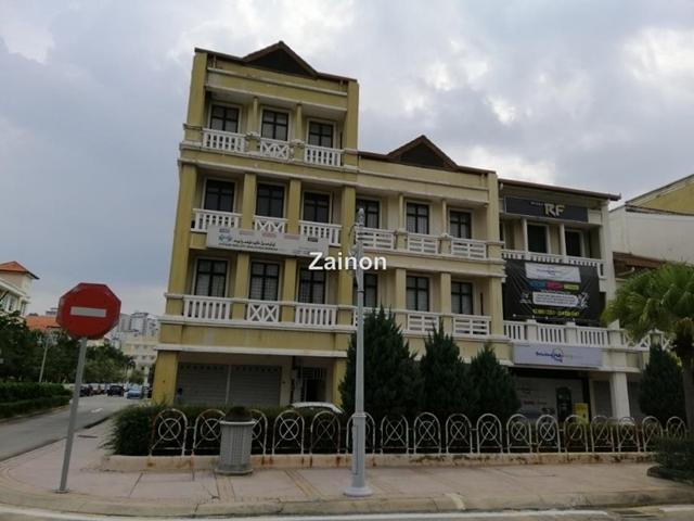 Presint Diplomatic, Presint 15, Putrajaya
