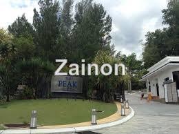 The Peak, Taman TAR, Ampang