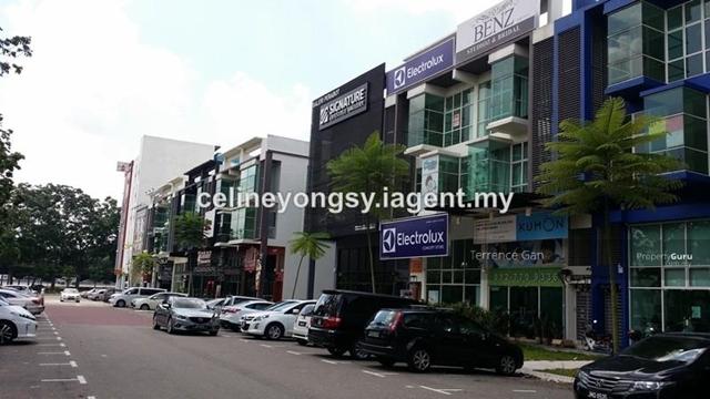 Danga Utama, Taman Sutera Utama, Skudai, Johor., Skudai