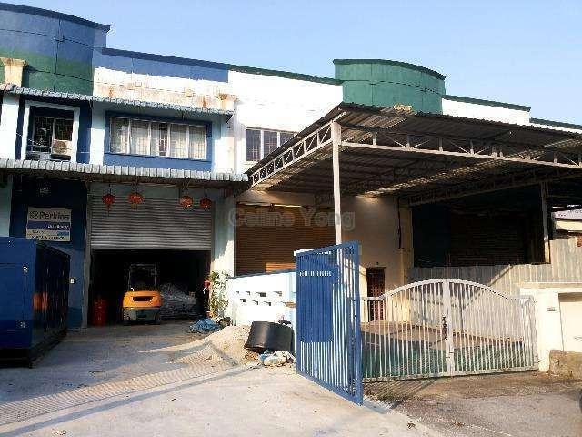 Taman Mount Austin, Johor Bahru, Johor - Link Factory, Johor Bahru