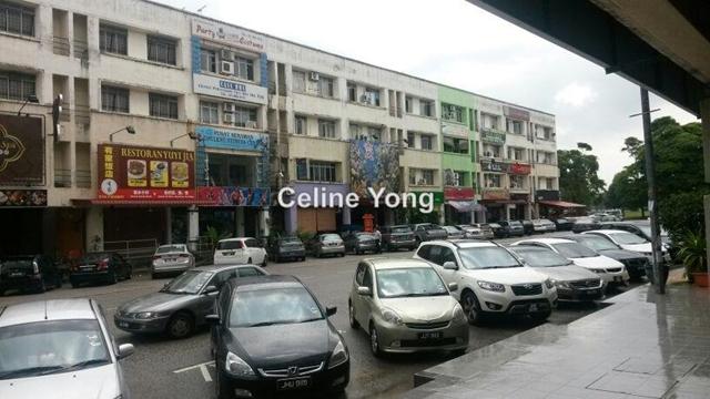 Bandar Baru Permas Jaya, Masai, Johor - 4 Story Shop, Permas Jaya