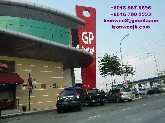 Jalan Prima Niaga 2, Taman GP Prima, Gelang Patah
