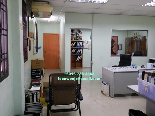 Kota Puteri, Megah Ria, JB, Permas Jaya