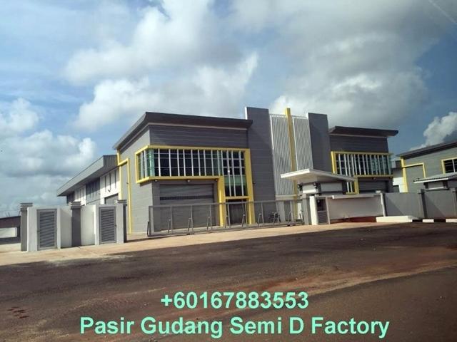 Platinium Business Park, Pasir Gudang, Pasir Gudang